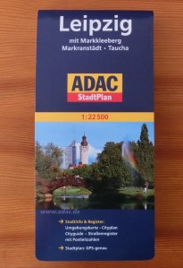 ADAC StadtPlan Leipzig