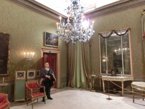 Im Palazzo Mocenigo
